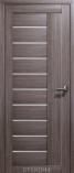 Дверь межкомнатная с 3D покрытием Дуб Неаполь Стекло Сатин Белый