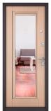 Металлическая входная дверь Бульдорс MASS 70 Белый Венге