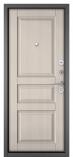 Металлическая входная дверь Бульдорс MASS 90 Ларче Бьянка