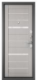 Металлическая входная дверь Бульдорс STANDART 90 Ларче Бьянка