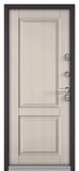 Металлическая входная дверь Бульдорс TERMO NEW Ларче Бьянка