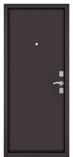 Металлическая входная дверь Бульдорс СТАРТ Антик медь