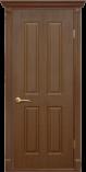 Межкомнатная дверь AIRON Канадка Екатерина 4 ДГ Дуб темный жемчуг