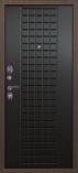 Металлическая входная дверь Страж 100-ка Венге