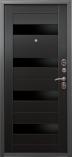 Металлическая входная дверь Страж 2К Аксель Венге