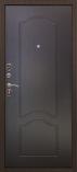 Металлическая входная дверь Страж 2К Венге