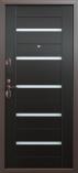 Металлическая входная дверь Страж 3К Techno Венге