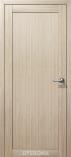 Дверь межкомнатная из эко шпона Омега М Амурская Лиственница глухое