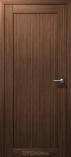 Дверь межкомнатная из эко шпона Омега М Грецкий Орех глухое